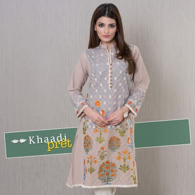 khaadi-embroidery-designs-pret-kurta-collection-2016-17-for-ladies-1