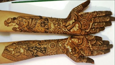 latest-special-bridal-mehndi-designs-collection-2016-17-full-hands-and-feet-13