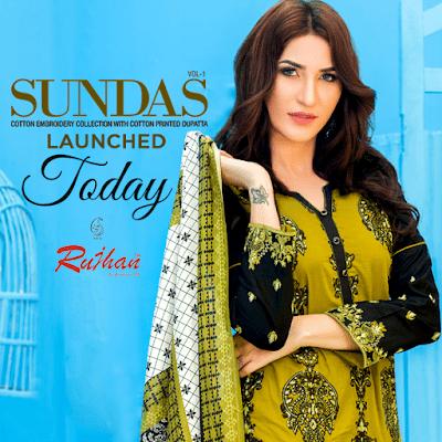 rujhan-fabrics-sundas-cotton-embroidery-fall-dresses-2016-17-with-printed-dupatta-1