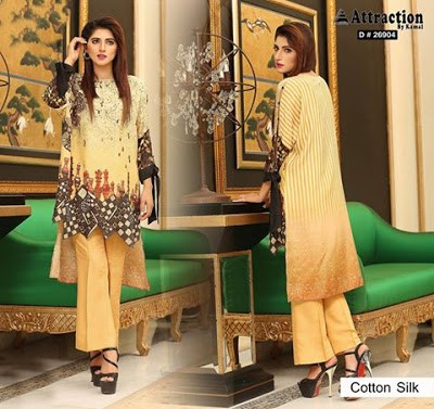 attraction-by-kamal-cotton-silk-chiffon-dress-collection-2016-17-1
