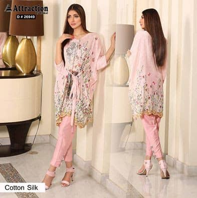 attraction-by-kamal-cotton-silk-chiffon-dress-collection-2016-17-4