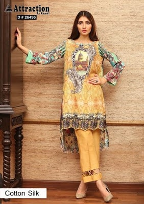 attraction-by-kamal-cotton-silk-chiffon-dress-collection-2016-17-7