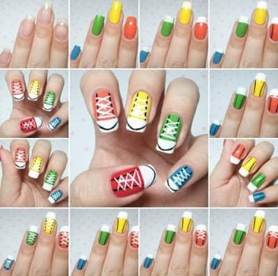 hand-painted-fashion-nail-art-designs-2016-2