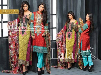 lala-linen-winter-embroidery-dresses-collection-2016-5