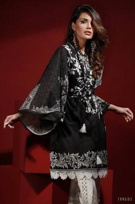thredz-black-&-white-unstitched-formal-winter-dresses-collection-2016-14