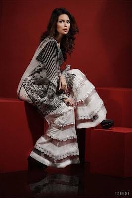 thredz-black-&-white-unstitched-formal-winter-dresses-collection-2016-7
