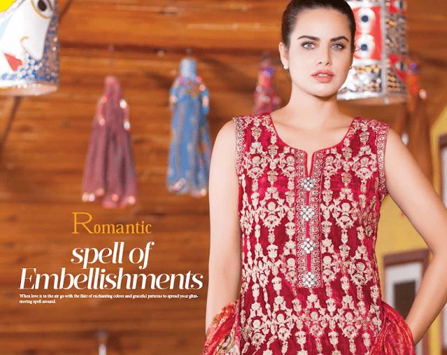 Shaista-latest-silk-velvet-dresses-winter-collection-2016-2017-for-women-1