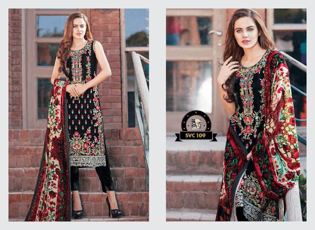 Shaista-latest-silk-velvet-dresses-winter-collection-2016-2017-for-women-10