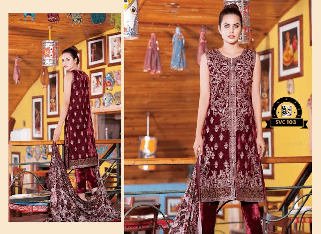 Shaista-latest-silk-velvet-dresses-winter-collection-2016-2017-for-women-11