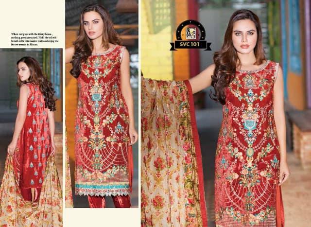 Shaista-latest-silk-velvet-dresses-winter-collection-2016-2017-for-women-4