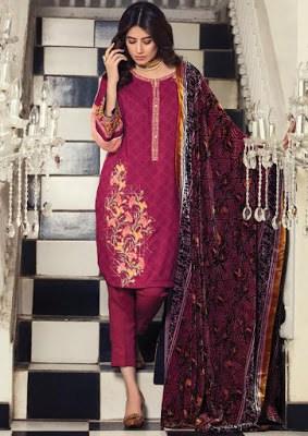 alkaram-winter-dresses-collection-3-piece-silk-velvet-dupatta-2016-13