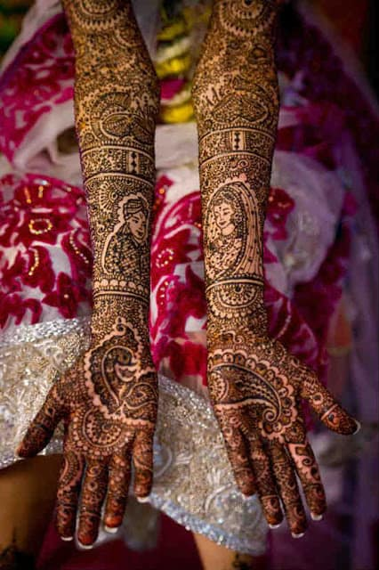 best-and-simple-Indian-bridal-mehndi-designs-for-hands-for-beginner-25