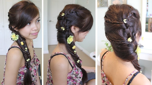 cute-and-easy-to-make-fishtail-hairstyles-plait-3