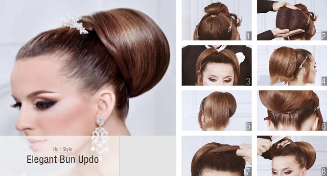 fast-easy-puffed-up-bun-hairstyles-1