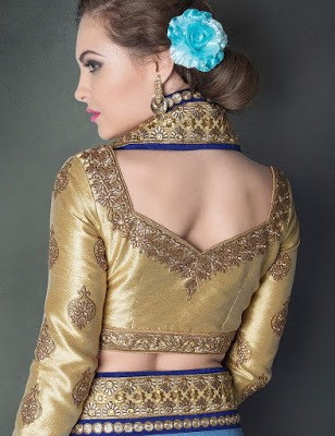 indian-ethnic-wear-blouse-designs-2017-for-silk-sarees-3