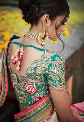 indian-ethnic-wear-blouse-designs-2017-for-silk-sarees-5