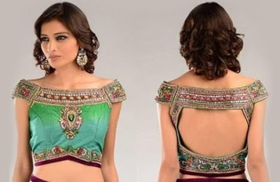indian-ethnic-wear-blouse-designs-2017-for-silk-sarees-7
