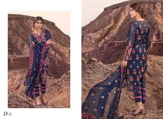 Shariq-textiles-mina-hasan-embroidered-fabric-luxury-chiffon-dresses-2016-17-collection-7