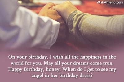 happy birthday wishes for my girlfriend