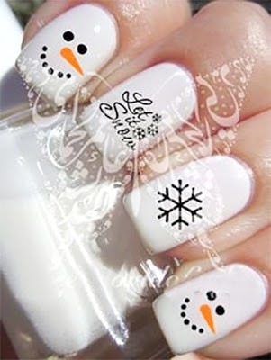 classy-and-stylish-christmas-nail-art-designs-for-girls-14