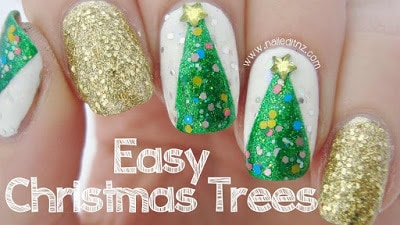 classy-and-stylish-christmas-nail-art-designs-for-girls-3
