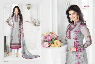 Indian-latest-embroidered-designs-chiffon-dresses-collection-2017-by-Aarohi-8