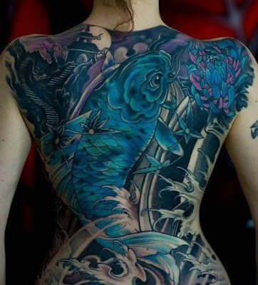 Latest-Stylishly-Challenging-Back-Tattoos-Ideas-for-Women-7