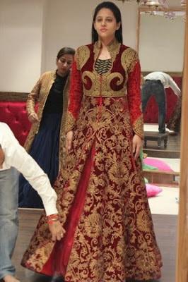 New-Stylish-Designer-Floor-Length-Anarkali-Wedding-Dresses-Collection-13