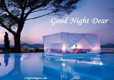romantic good night messages for fiance