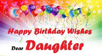 happy birthday wishes to daughter from mother