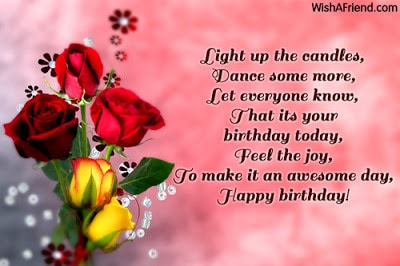 happy birthday wishes to daughter from parents