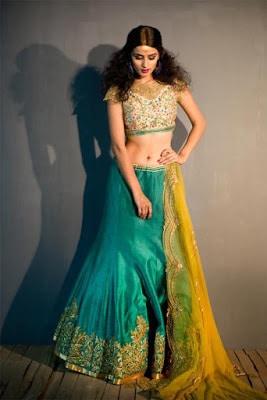 Top-indian-designer-choli-and-bridal-lehenga-blouse-designs-2016-17-19