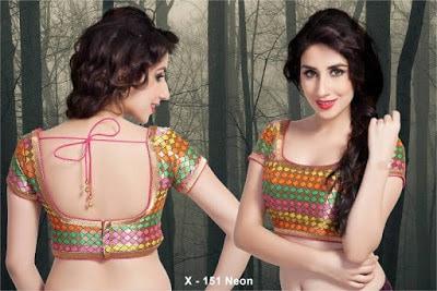 Top-indian-designer-choli-and-bridal-lehenga-blouse-designs-2016-17-2
