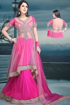 Top-indian-designer-choli-and-bridal-lehenga-blouse-designs-2016-17-23