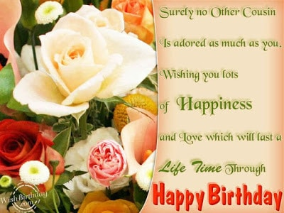 happy funny birthday wishes for cousin brother