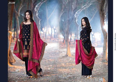 areeba-saleem-new-embroidered-designs-winter-dresses-2017-by-zs-textiles-10
