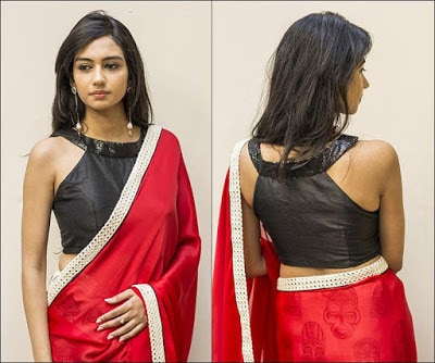 Indian-latest-fancy-sleeveless-blouse-designs-for-sarees-3