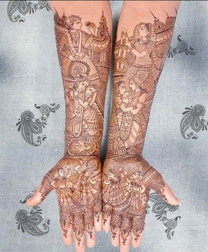best-and-beautiful-bridal-mehndi-designs-for-full-hands-and-legs-4