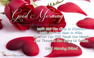 good morning love messages for her
