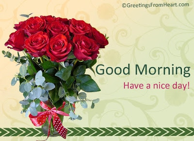 romantic good morning love messages for wife