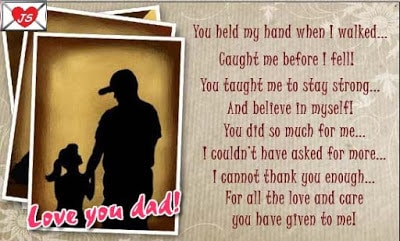 happy birthday dad quotes from your daughter