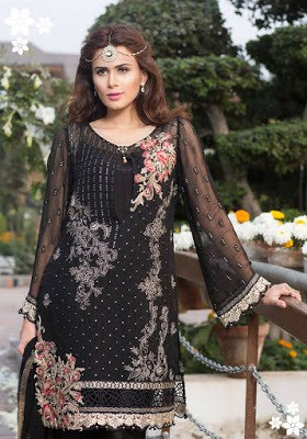 modish-and-chic-jazmín-winter-embroidered-dresses-2017-chiffon-collection-3