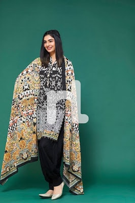 nisha-chic-and-trendy-winter-wear-dresses-collection-2017-by-nishat-10