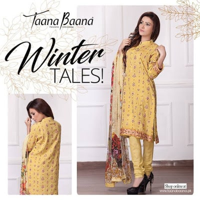 taana-baana-winter-classic-embroidered-dresses-designs-2017-for-girls-7