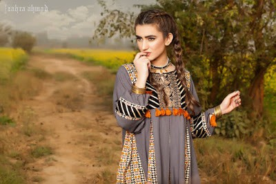 zahra-ahmad-afghan-tribal-winter-wear-dresses-pret-collection-2017-1