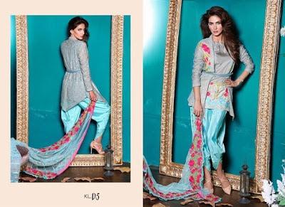 ZS Textile Kalyan Pure Chiffon Dresses Collection 2017