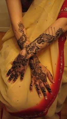 latest bridal mehndi Designs 2018 for hands for full hands (3)