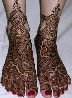 latest bridal mehndi Designs 2018 for hands for full hands (9)