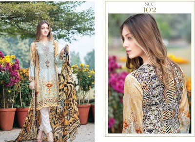 Shaista new silk dresses collection prices