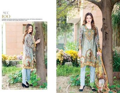 Shaista latest designs winter dresses pakistani